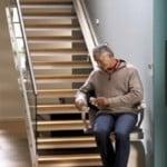 Εγκατάσταση ανυψωτικού σκάλας - Express Lift